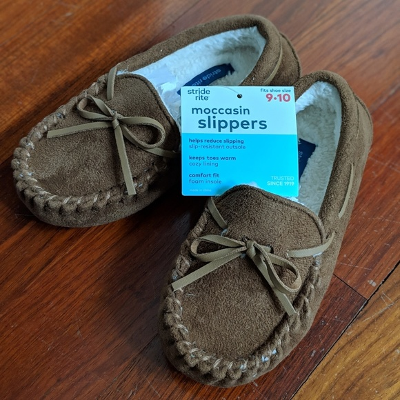 674f7bc0 Stride Rite Shoes | Toddlerlittle Kid Moccasin Size 910 | Poshmark